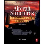 Aircraft Structures for Engineering Students by Megson, T.H.G.. (Butterworth-Heinemann,2012) [Paperback] 5th Edition