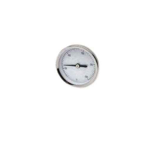 Bel-Art Products 61320-1400, DURAC Bi-Metallic Temperature Thermometer (Pack of 6 pcs)