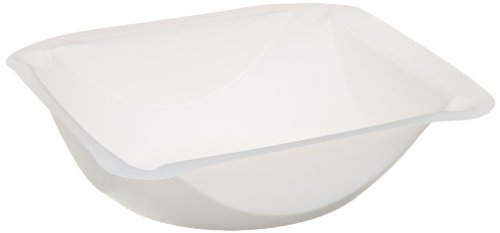 GMP Sales SQWB-100 Polystyrene Square Weigh Boat, 100ml Capacity (Case of 500) by GMP Sales (Image #1)