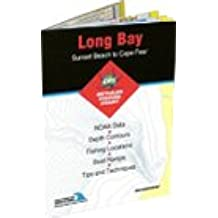 Long Bay Fishing Map - Sunset Beach to Cape Fear