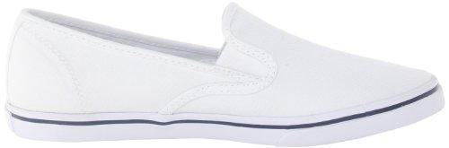 Lauren Ralph Lauren Femmes Janis Mode Sneaker Rl Blanc