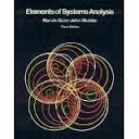 Elements of Systems Analysis, Gore, Marvin and Stubbe, John W., 0697007383