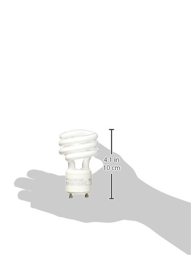 TCP 33118SP41K 18-watt Spring Lamp GU Light Bulb, 4100-Kelvin - Compact Fluorescent Bulbs - Amazon.com