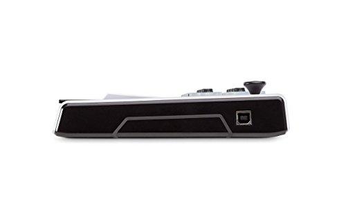 Akai Professional MPK Mini MKII White   25-Key Ultra-Portable USB MIDI Drum Pad & Keyboard Controller with Joystick, VIP…