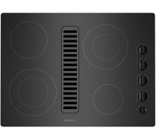 cooktop with vent. JENN-AIR 30\u0026quot; ELECTRIC RADIANT COOKTOP WITH DOWNDRAFT VENTILATION AND HOT SURFACE LIGHTS: Cooktop With Vent O
