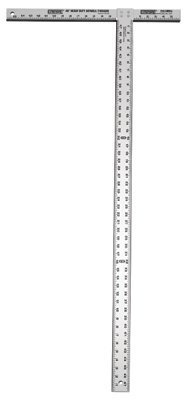 Drywall T-square (Empire Level 418-48 3/16-Inch Thick, 47-7/8-Inch Professional Drywall T-Square)