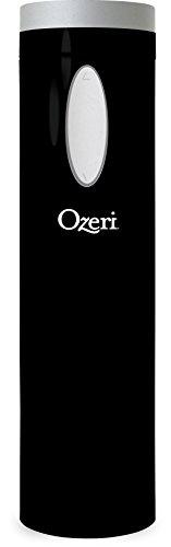 Ozeri OW08A-B Fascina - Abrebotellas eléctrico y sacacorchos