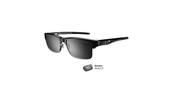 df391e6b9b8 Amazon.com   Tifosi Optics Tifosi Highwire Crystal Black Swivelink  Sunglasses - Smoke   Beauty