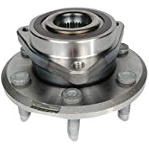 Axle Bearing and Hub Assembly-Premium Hubs Rear,Front Centric 401.45003