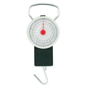 Guardia de peso báscula para maletas con cinta métrica