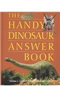 book cover of Handy Dinosaur Answer Book