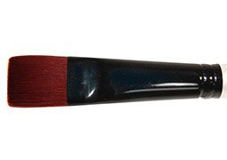 Simply Simmons Extra-Firm Synthetic Long Handle Brushes Bright LH 8