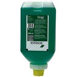 Deb-Stoko Usa Llc, 88331106, Skin Care, Handsoap, Stk Estesol Soft Bottle (6/Cs) 6/2000Ml, CS by Stoko Skin Care