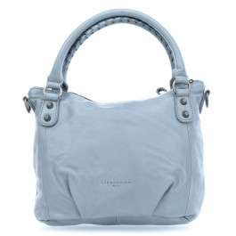 Liebeskind Vintage Gina6M Sac à main gris bleu