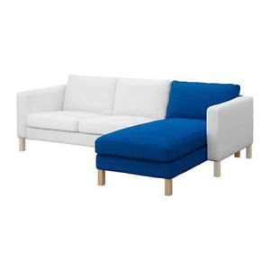 Excellent Amazon Com Ikea New Add On Attached Chaise Lounge Cover Bralicious Painted Fabric Chair Ideas Braliciousco