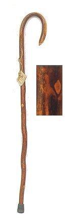 "Whistle Creek 42"" Hickory Steam-Bent Gentleman's Cane"