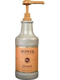 caramel sauce monin - 3