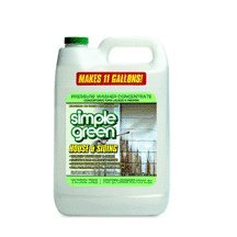 128OZ SIMPLE GREEN HOUSE & SIDING PRESSURE WASHER CLEANER by Simple Green