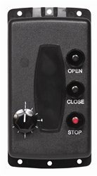 AllStar 639T-318RF 3-Button, 9-Door, Open-Close-Stop, Stationary Transmitter