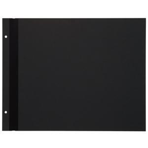 KOLO Refill Series Extra Photo Album Sheets 12x12 Black