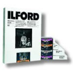 Ilford 8 x 10in Glossy MG IV RC Deluxe RC B&W Enlarging Paper (250 Sheets)