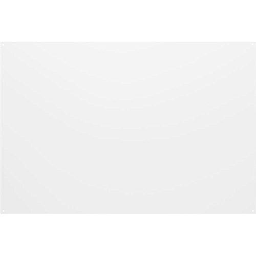 "Price comparison product image Broan SP420108 42"" White / Almond Range Hood Backsplash"