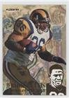 Jerome Bettis (Football Card) 1994 Fleer - Jerome Bettis Rookie of the Year #13