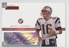 Matt Cassel #866/1,500 (Football Card) 2005 Topps Pristine - Personal Endorsements Autographs #PEC-MC