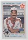 derek-bell-baseball-card-1988-grand-slam-south-atlantic-league-all-stars-base-20