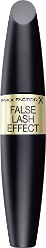 Max Factor False Lash Effect Mascara Schwarz – Wimperntusche für maximale Länge & volle Wimpern – Definition bis in die Spitzen – 1 x 13,1 ml