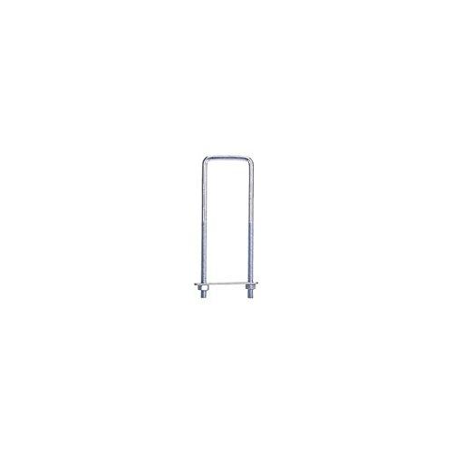 Mintcraft LR352 Znc Square Ubolt #537 5//16x2x7