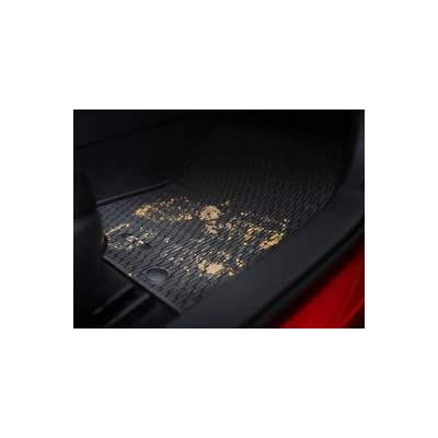 Mazda 2020 CX-30 All Weather Floor MATS Low Wall: Automotive