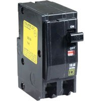 Square D QO2100 2 Pole 100Amp 120 240V Circuit Breaker