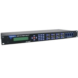 JK Audio Innkeeper 4 - Four Line Digital Hybrid Telephone Audio Control Unit