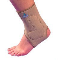Support4Physio Oppo: Silicon Ankle Support Op1409 - Small by Support4Physio