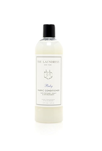 The Laundress - Fabric Conditioner, Baby Scented, Allergen-Free, Non-Toxic Formula, 16 fl oz, 16 washes (Best Baby Detergent And Fabric Softener)