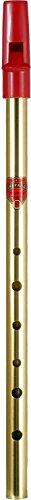 Generation Whistles Brass D Generation Tin Whistle