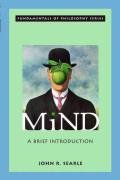 Mind: A Brief Introduction (Fundamentals of Philosophy Series) - Island Company Blue Oxford
