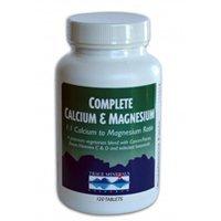 Trace Minerals complète Cal / Mag 1: 1, comprimés, 120-comte