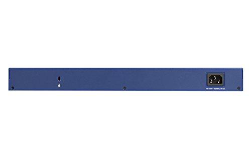 NETGEAR GS724TPv2 24-Port Gigabit PoE+ Smart Managed Pro Switch | 24-Port 190W Power-over-Ethernet+ | ProSAFE Lifetime Protection by NETGEAR (Image #2)