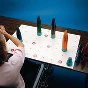 Stacking Cone Pattern Board - Model A5002 by Rolyan by Sammons Preston