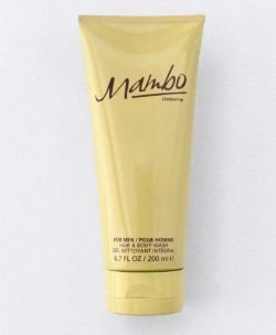 - Mambo by Liz Claiborne for Men - 3.4 oz Hair & Body Wash