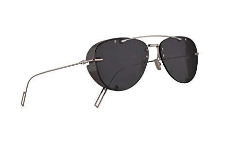 6ae8e6bffe Christian Dior Homme DiorChroma1 Sunglasses Palladium w Grey Lens 59mm  0102K Chroma 1 Chroma1