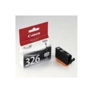 (業務用50セット) Canon キヤノン インクカートリッジ 純正 【BCI-326BK】 ブラック(黒) ds-1731526 B06XZFF3LQ