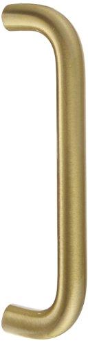 8 Brass Door Pull (Rockwood 107.4 Brass Straight Door Pull for 1-3/4