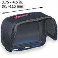 GlareStomper 316 Sun Shade Visor for GPS Units