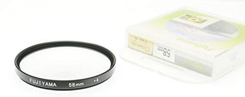 Fujiyama Made in Japan Diopter +4 Close up Lens for Nikon AF-S Nikkor 35mm F1.8G ED