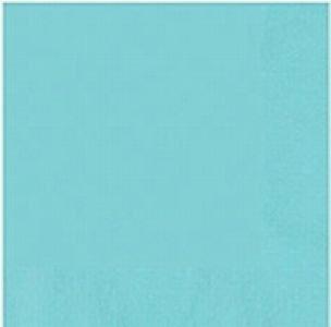 amazon com bulk paper napkins 125ct lunch robin s egg blue