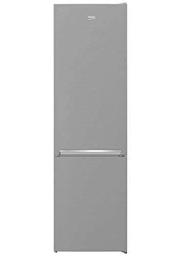 Beko RCSA406K30XB – Frigorífico y congelador (3 cajones, A++/39 dB, 203 x 59 cm, 5 x 66,5 cm, aspecto de acero…