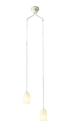 コイズミ照明 吹き抜けシャンデリア 白熱球60W×2灯相当 AP40021L B00KVWLFO2 11673